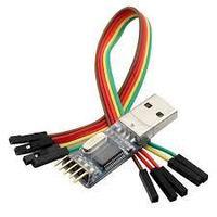 USB to UART. RS232 TTL CH340G с проводами