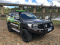 Land Cruiser 200 2015-2018 шноркель- IRONMAN 4X4