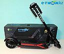 Электросамокат E-twow S2 Booster Plus V 500W 36V 10.5Ah 378Wh Li-ion, фото 2
