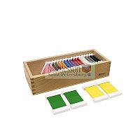Цветные таблички-ящик 2