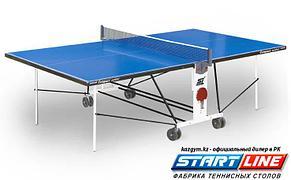 Всепогодный теннисный стол Start Line Compact Outdoor LX с сеткой