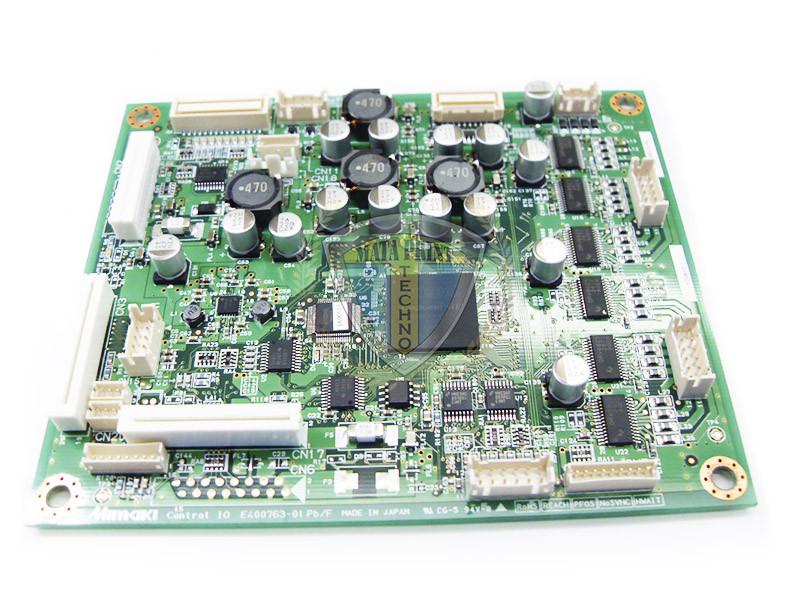 Центральная плата для ввода - вывода Mimaki SWJ-320, Central Io Pcb Assy