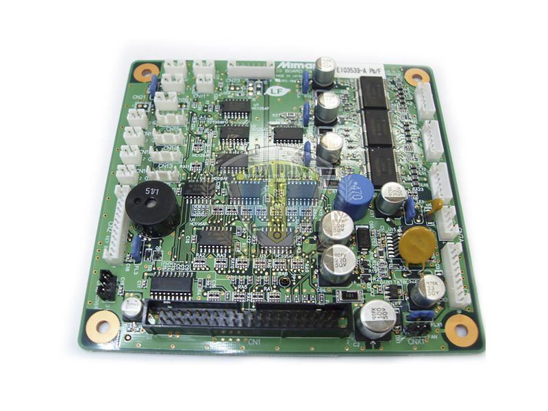 Плата ввода вывода Mimaki JV3, Io Pcb 250 Assy