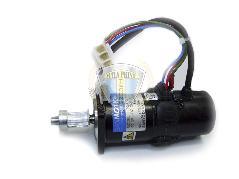 Мотор Y привода, Y-Axis Motor Total Assy 30