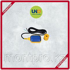 Поплавковый выключатель UNO, провод 3м
