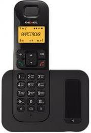 Телефон беспроводной Texet TX-D6605A черный