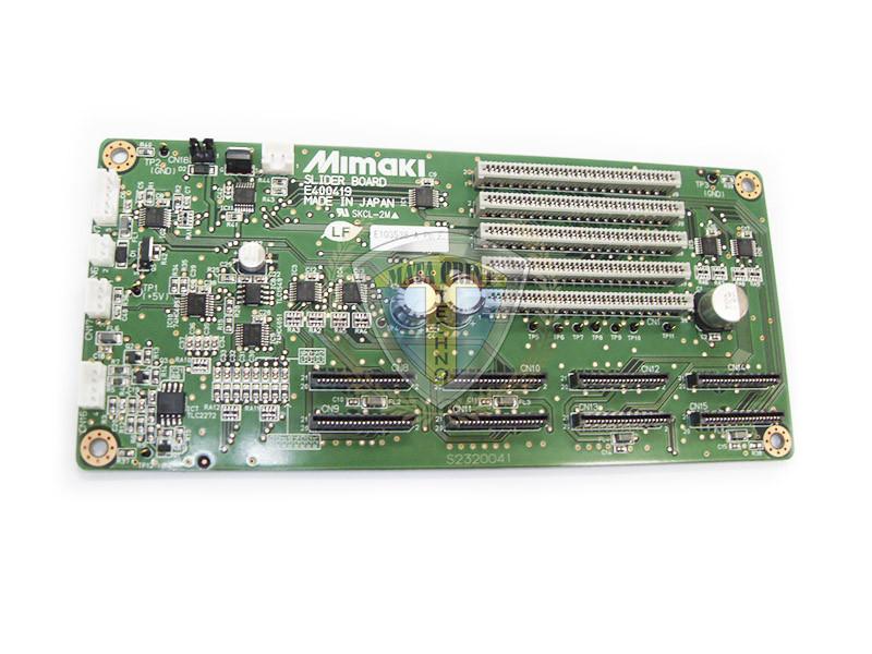 Слайдерная плата Mimaki JV3, JV22, Slider Pcb 4h Assy