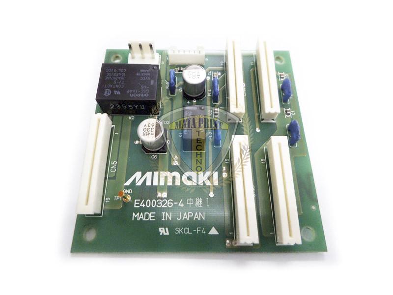 Плата ввода вывода Mimaki JV3, JV22, I/O Pcb Assy
