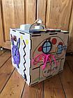 Бизикуб Бизибокс Карусель Smart box Ручная работа Развивающая игрушка. Kaspi RED. Рассрочка., фото 5