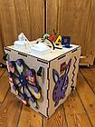 Бизикуб Бизибокс Карусель Smart box Ручная работа Развивающая игрушка. Kaspi RED. Рассрочка., фото 7