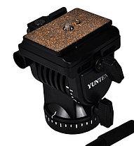 Видео Головка YT-950 для штатива, слайдера +2 площадки быстрого замена, фото 3
