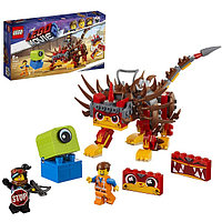 LEGO Movie 2: Ультра-Киса и воин Люси 70827
