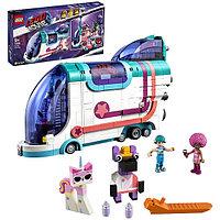 LEGO Movie 2: Автобус для вечеринки 70828