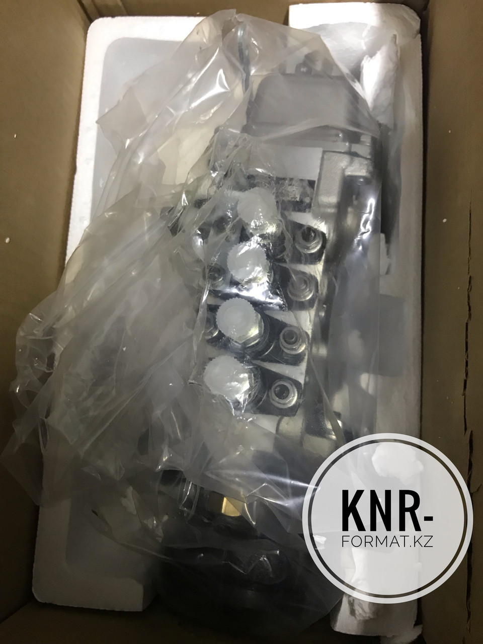 ТНВД Топливный насос высокого давления FOTON 4PL105 (4PL135) FOTON Ollin BJ1049 CY4102 CY4100 (завод WEIFU)