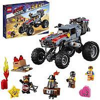 LEGO Movie 2: Побег Эммета и Дикарки на багги 70829