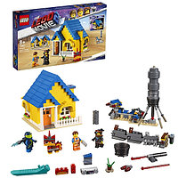 LEGO Movie 2: Дом мечты: Спасательная ракета Эммета! 70831