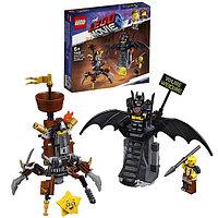 LEGO Movie 2: Боевой Бэтмен и Железная борода 70836