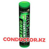 Цветной дым Mega Smoking (двусторонний) 60 сек Зеленый