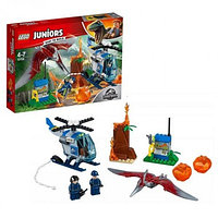 Lego Juniors Jurassic World Побег Птеранодона