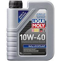 2626 Моторное масло Liqui Moly MOS2-LEICHTLAUF 10W40 1литр