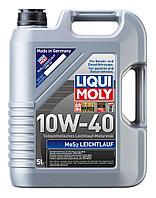 2184 Моторное масло Liqui Moly MOS2-LEICHTLAUF 10W405литров