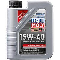 2570 Моторное масло Liqui Moly MOS2-LEICHTLAUF 15W401литр