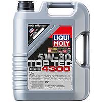 2324 Моторное масло Liqui Moly TOP TEC 4300 5W305литров