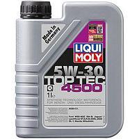 2317 Моторное масло Liqui Moly TOP TEC 4500 5W30 1литр