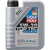 2315 Моторное масло Liqui Moly TOP TEC 4600 5W30 1литр