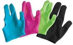 Перчатки для игрока в бильярд