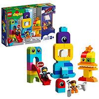 LEGO Movie 2: Пришельцы с планеты DUPLO, 10895