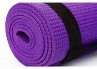 Коврик для фитнеса, каремат, йога мат 173х61х0.6см