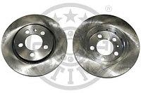 Тормозные диски Volkswagen BORA (98-05,задние, Optimal), фото 1