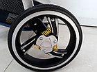 Легкая коляска трансформер 2 в 1 Зима-лето Легко собирается, фото 4
