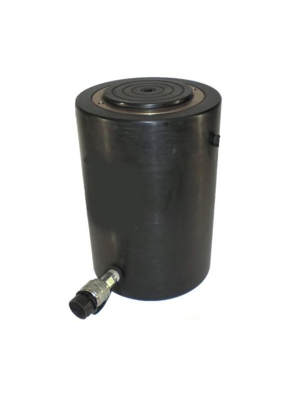 Домкрат гидравлический алюминиевый TOR HHYG-50100L (ДГА50П100), 50т