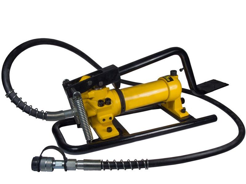 Насос ножной гидравлический TOR HHB-800B