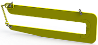 Захват для лестничных маршей TOR LM 2,0 т