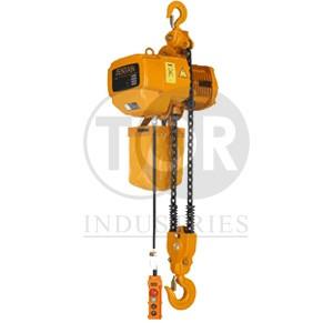 Таль электрическая цепная стационарная TOR ТЭЦС (HHBD7.5-03)
