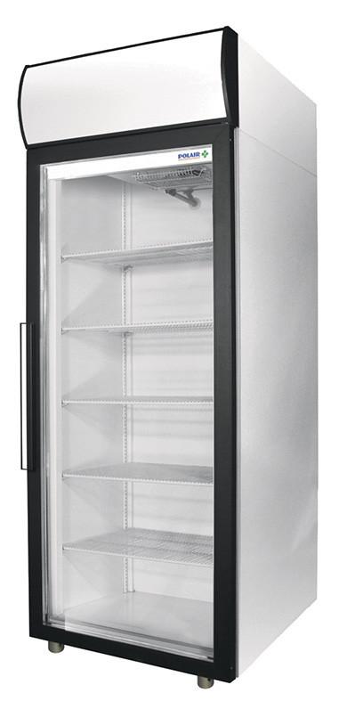 Шкаф холодильный фармацевтический Polair ШХФ 0,7ДС