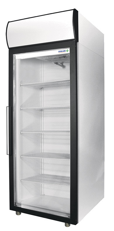 Шкаф холодильный фармацевтический Polair ШХФ 0,5ДС