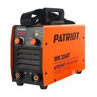 Сварочный аппарат PATRIOT WM 200AT MMA, фото 1