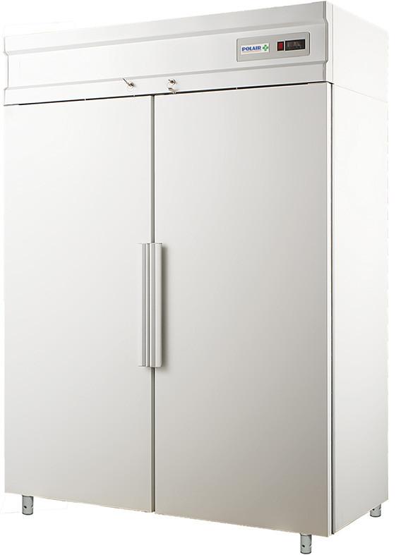 Шкаф холодильный фармацевтический Polair ШХкФ 1,4 (двухкамерный)