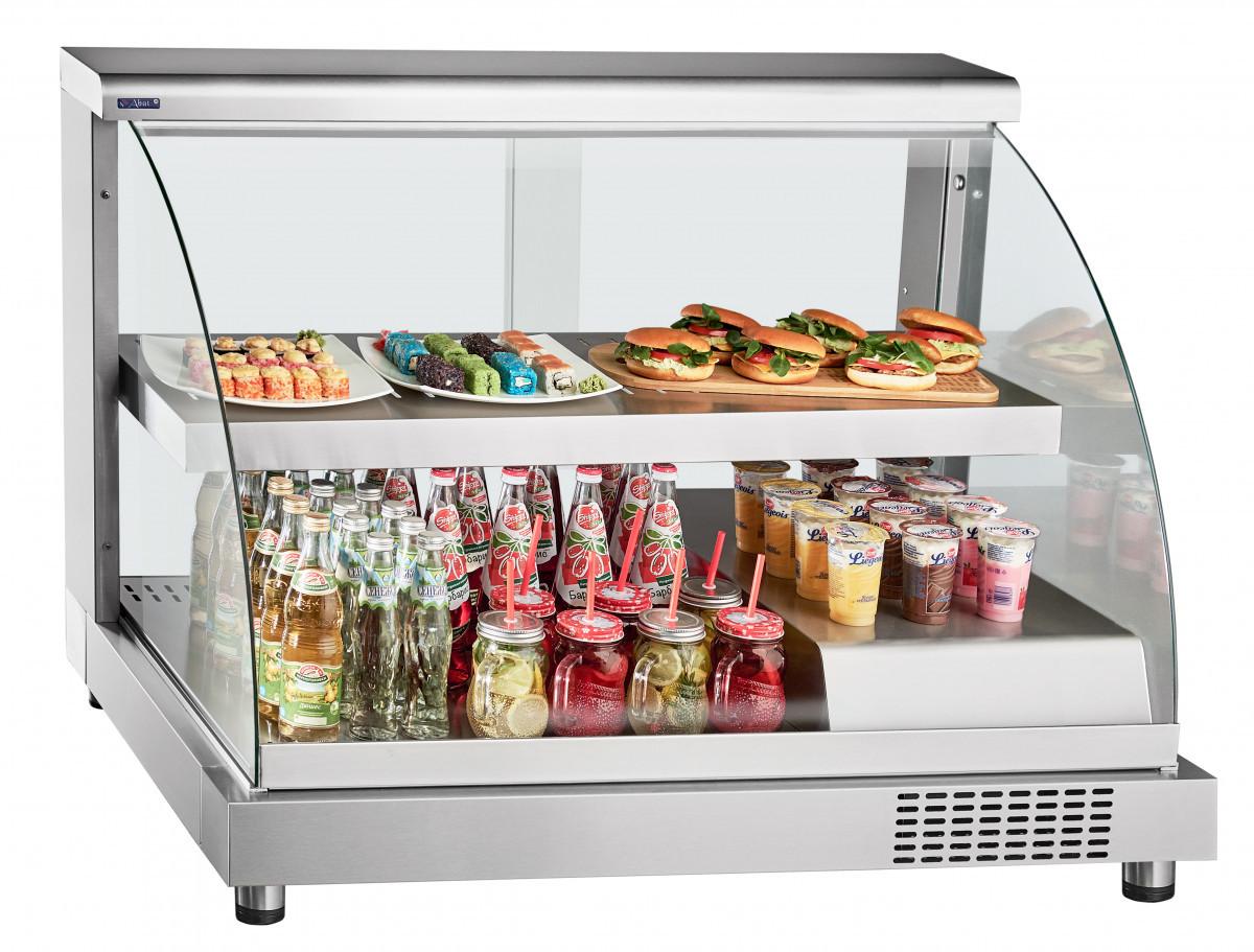 Витрина холодильная настольная Abat ВХН-70-01 (модель 2018 года)