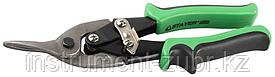 Ножницы по металлу STAYER , левые, Cr-V, 250 мм