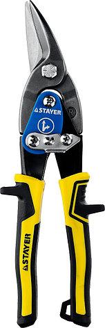 Ножницы по металлу STAYER HERCULES, правые, Cr-Mo, 250 мм, серия Professional, фото 2