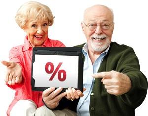 Скидка на услуги химчистки инвалидам и пенсионерам