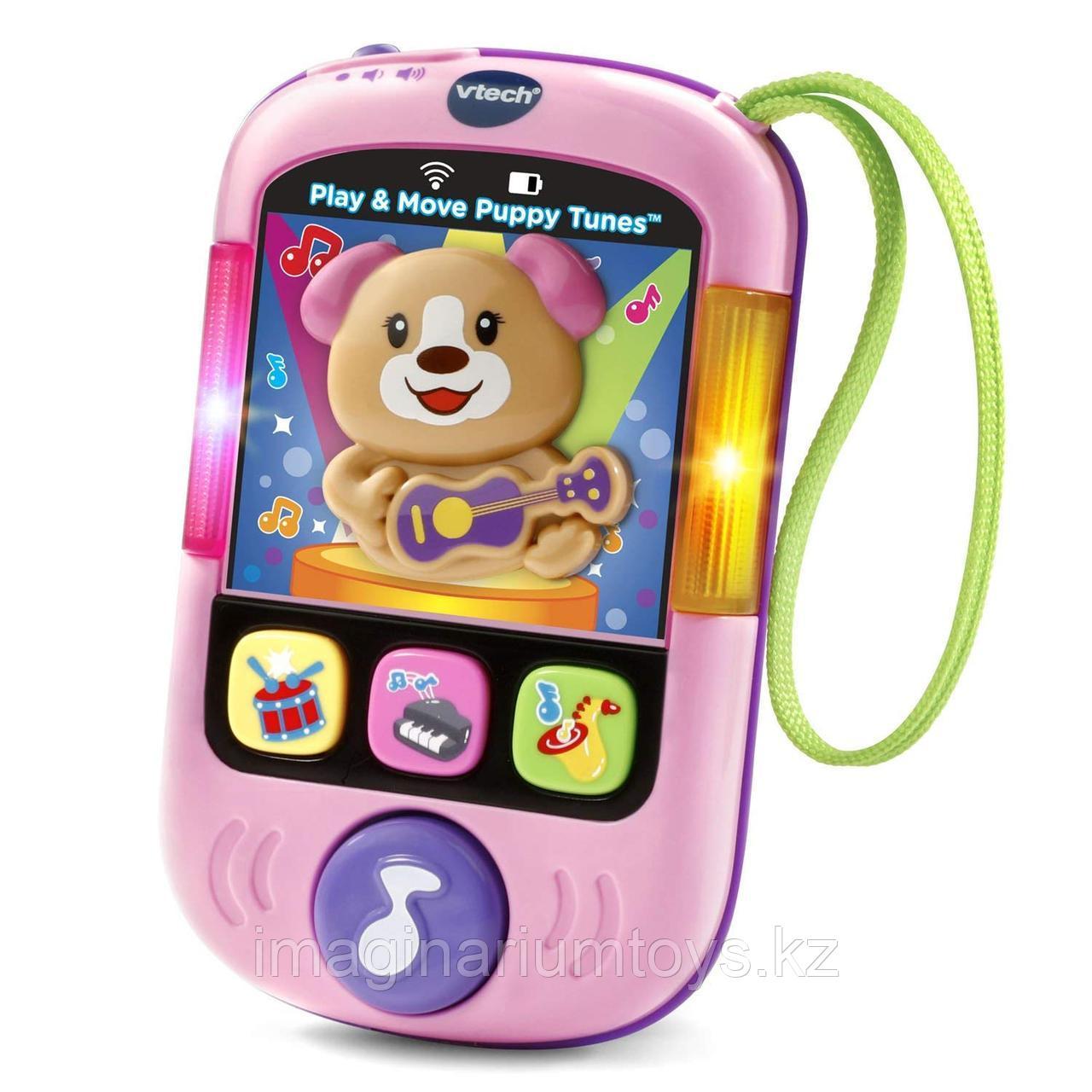 Интерактивная развивающая игрушка Телефон VTech