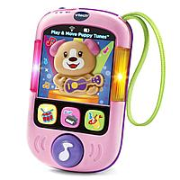 Интерактивная развивающая игрушка Телефон VTech, фото 1
