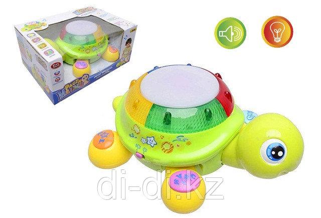 """Интерактивная музыкальная игрушка """"Чудо-черепашка"""", Play Smart"""