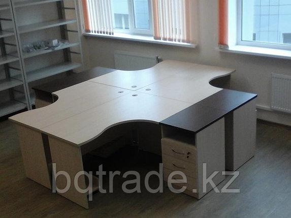 Офисные столы из ЛДСП, фото 2